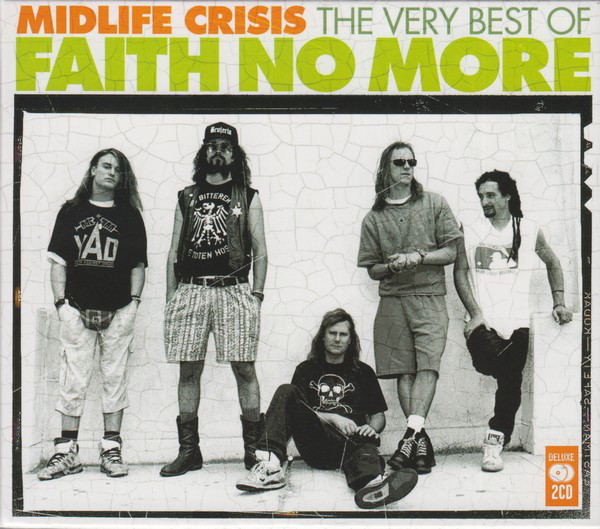 Faith No More Midlife Crisis (The Very Best Of Faith No More)