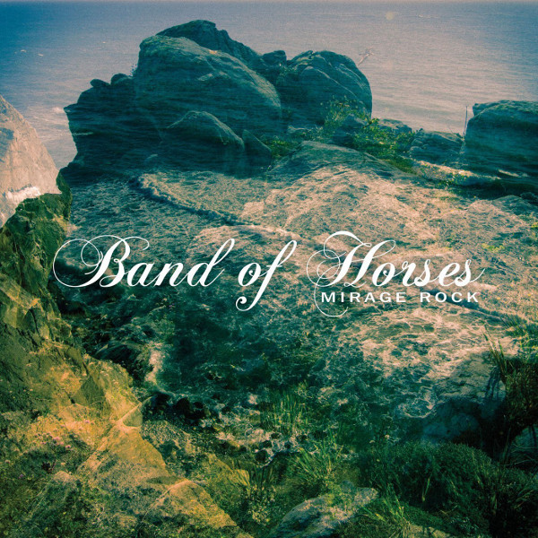 Band Of Horses Mirage Rock CD