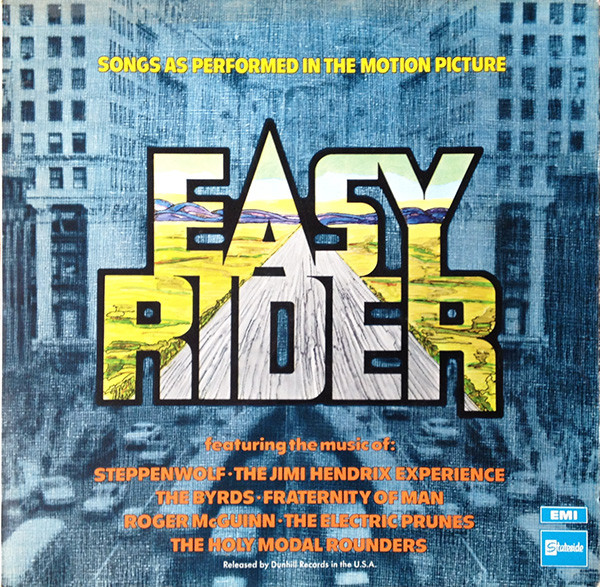 Motion Picture Soundtrack Easy Rider