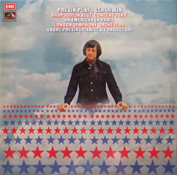 Previn, Andre Previn Plays Gershwin Vinyl