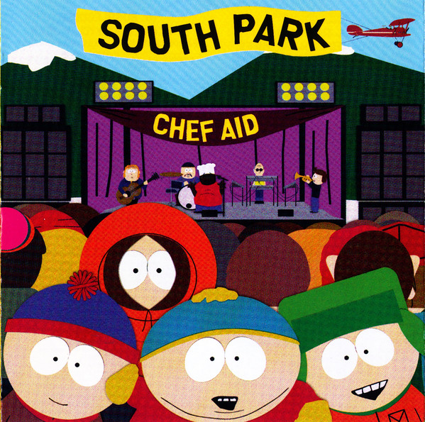 Various Chef Aid: The South Park Album Vinyl