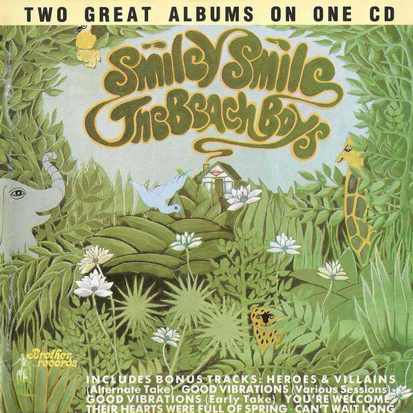 The Beach Boys Smiley Smile / Wild Honey
