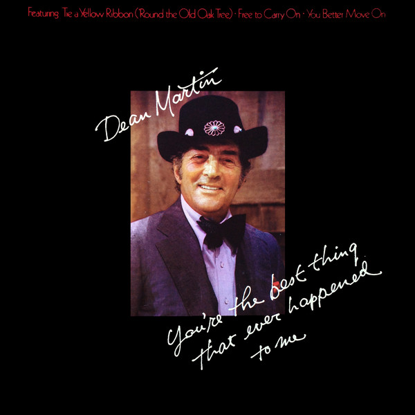 Dean Martin You're The Best Thing That Ever Happened To Me Vinyl