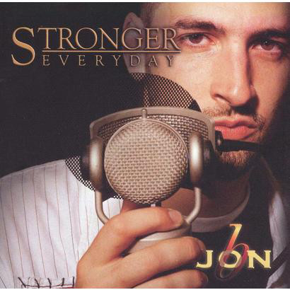 Jon B Stronger Everyday