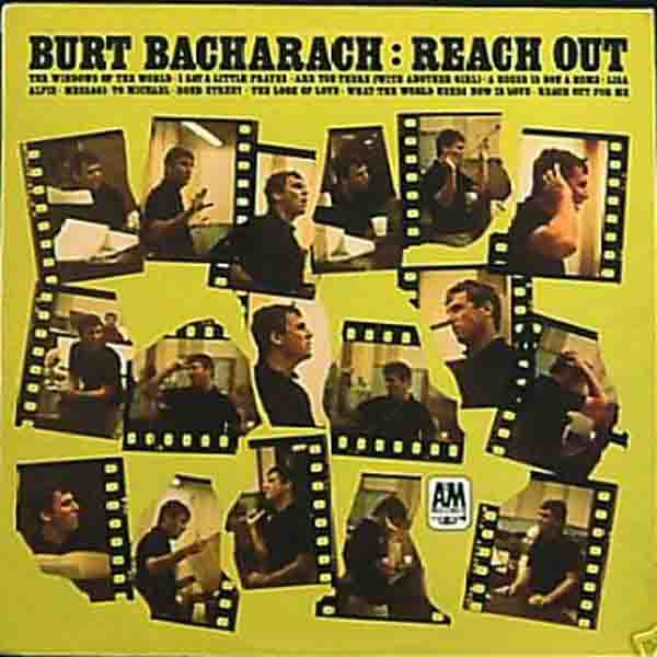 Bacharach, Burt Reach Out