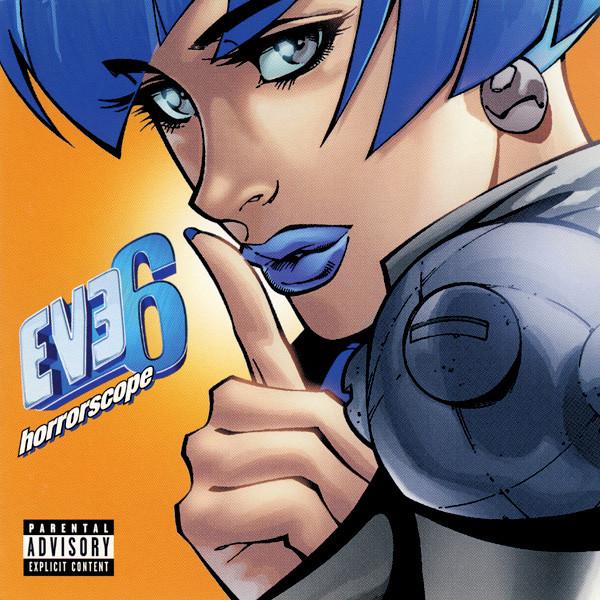 Eve 6 Horrorscope CD