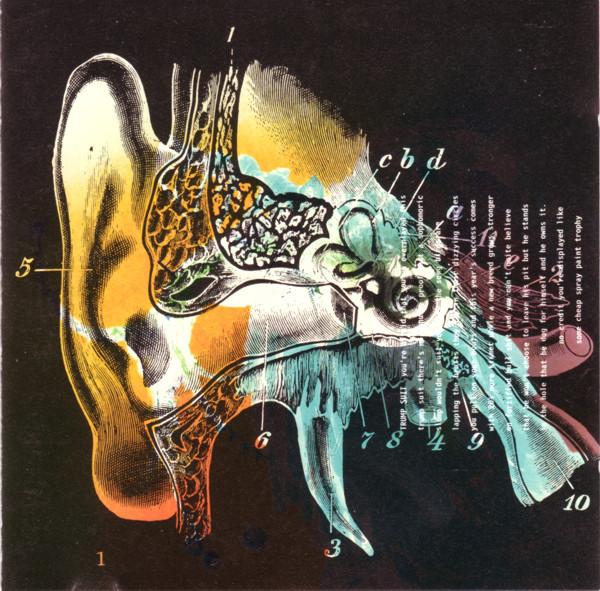 Liquorice Listening Cap CD