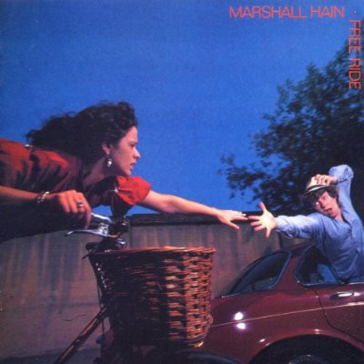 Hain, Marshall  Free Ride Vinyl