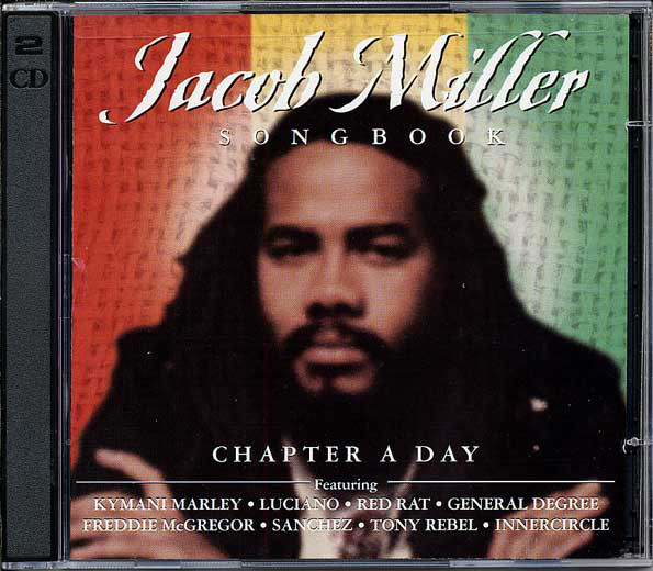 Miller, Jacob Chapter A Day: Jacob Miller Song Book