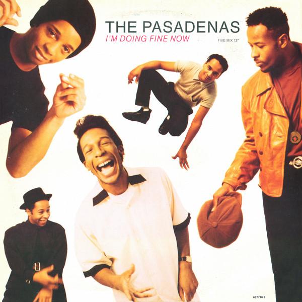 The Pasadenas I'm Doing Fine Now