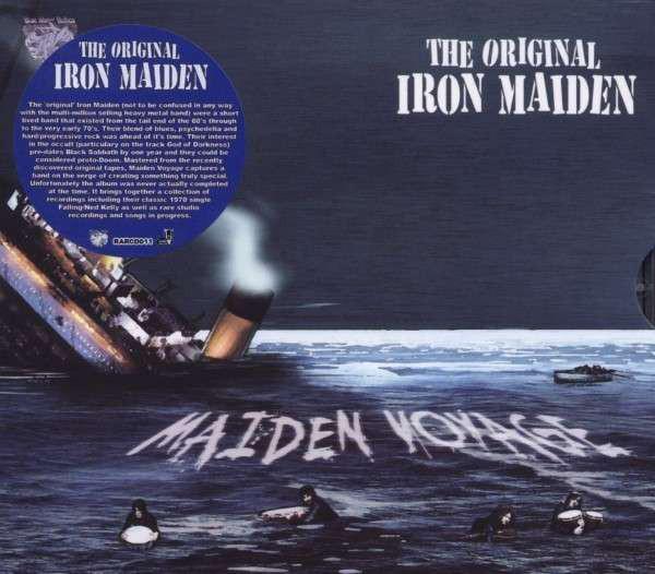 Iron Maiden Maiden Voyage