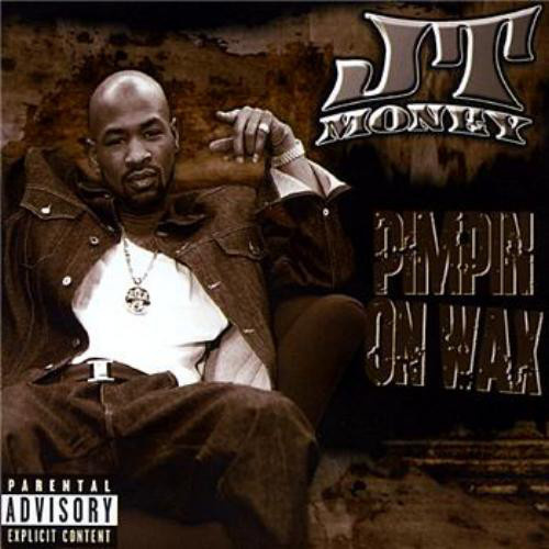 JT Money Pimpin On Wax Vinyl