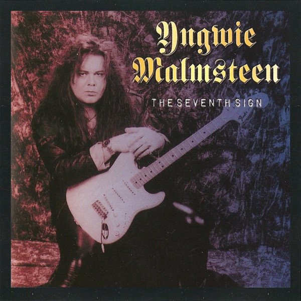 Malmsteen, Yngwie The Seventh Sign Vinyl