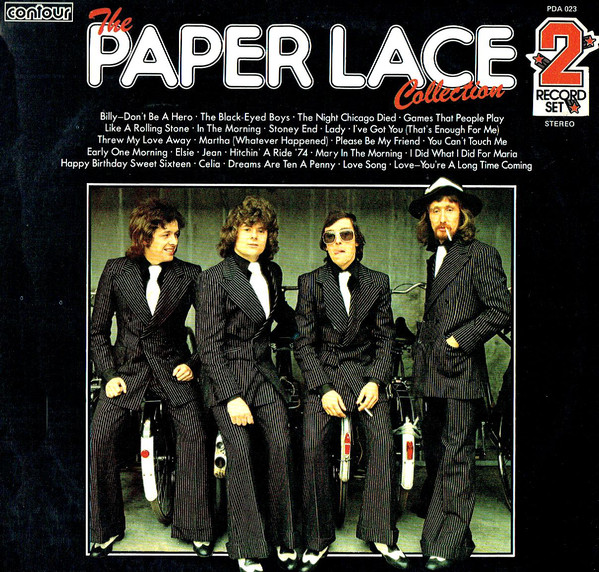 Paper Lace The Paper Lace Collection Vinyl