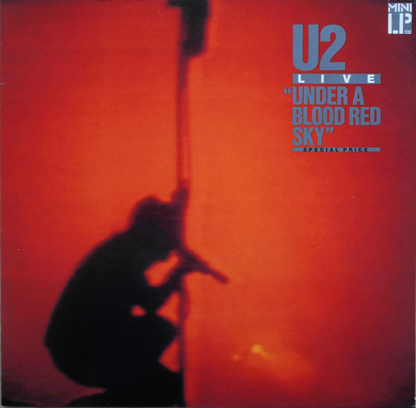 U2 Under A Blood Red Sky