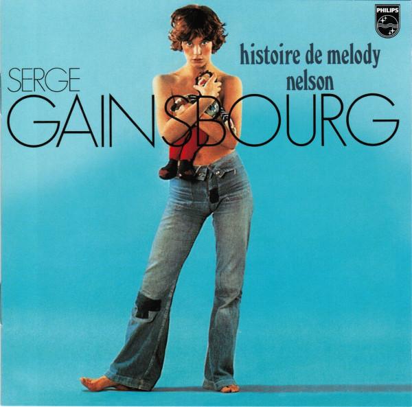 Gainsbourg, Serge Histoire De Melody Nelson CD
