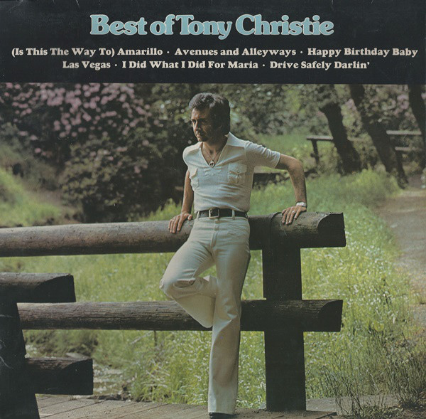 Tony Christie Best Of Tony Christie