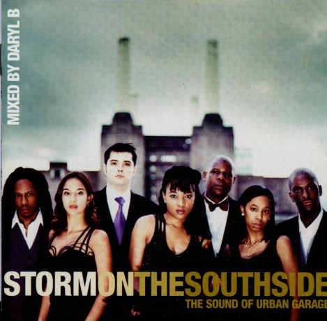 Various Storm On The Southside: The Sound Of Urban Garage