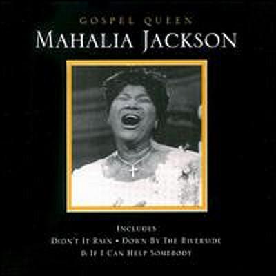 Jackson, Mahalia Gospel Queen CD