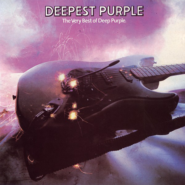 Deep Purple Deepest Purple: The Very Best Of Deep Purple