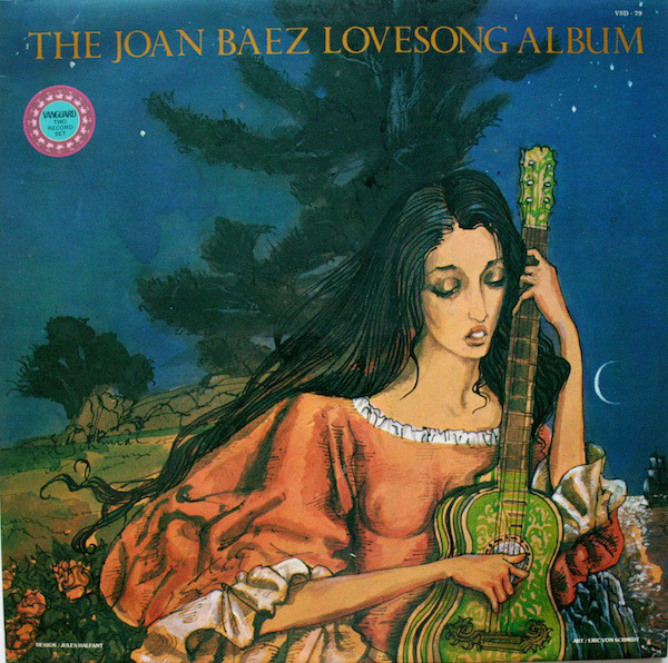 Baez, Joan The Joan Baez Lovesong Album