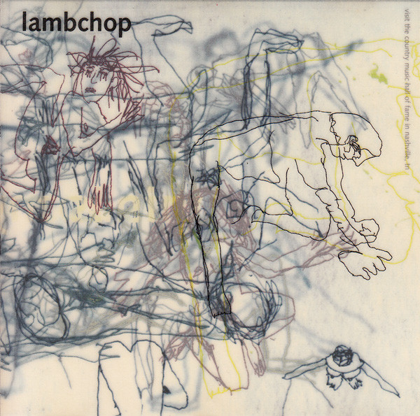 Lambchop What Another Man Spills CD