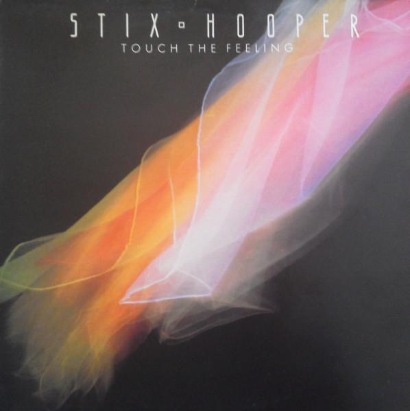Hooper, Stix Touch The Feeling Vinyl