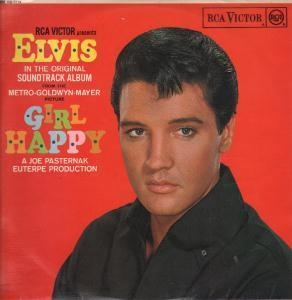 Presley, Elvis Girl Happy Vinyl