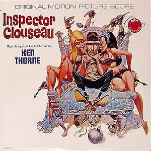 Ken Thorne Inspector Clouseau Vinyl