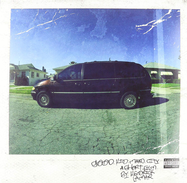 Lamar, Kendrick Good Kid, m.A.A.d City Vinyl