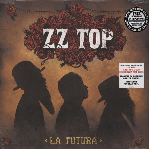 ZZ Top La Futura  Vinyl