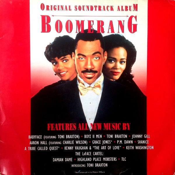 Original Soundtrack Album Boomerang Vinyl