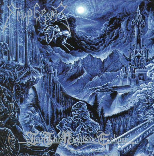 Emperor In The Nightside Eclipse Vinyl