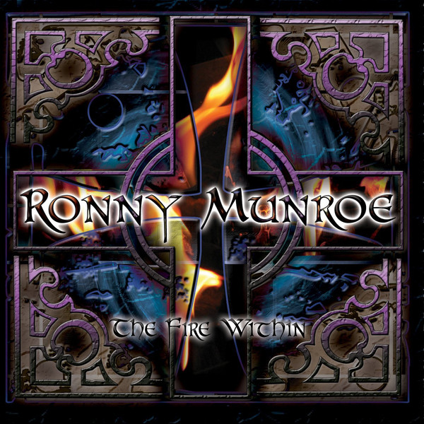 Ronny Munroe The Fire Within Vinyl
