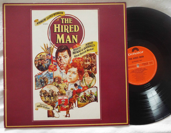 Various The Hired Man  Vinyl
