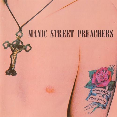 Manic Street Preachers Generation Terrorists  Vinyl