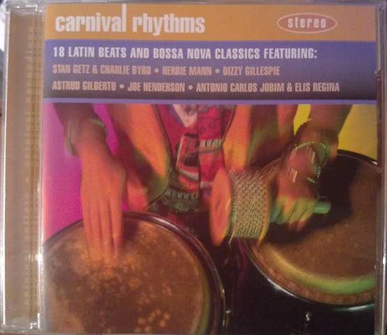 Various Carnival Rhythms CD