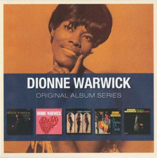 Warwick, Dionne Original Album Series