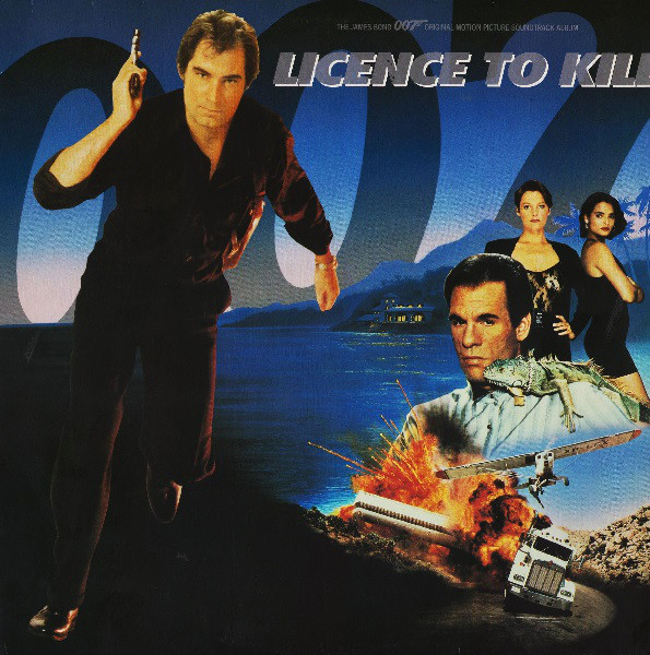 Original Motion Picture Soundtrack Licence To Kill