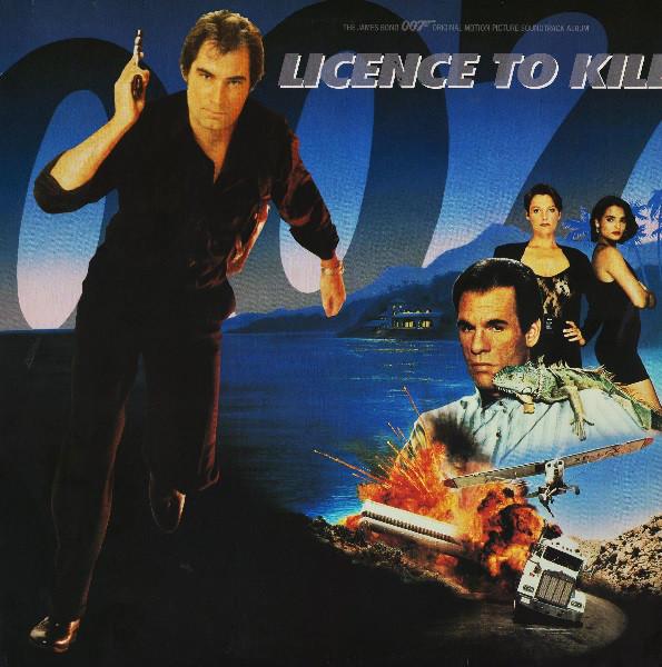 Original Motion Picture Soundtrack Licence To Kill