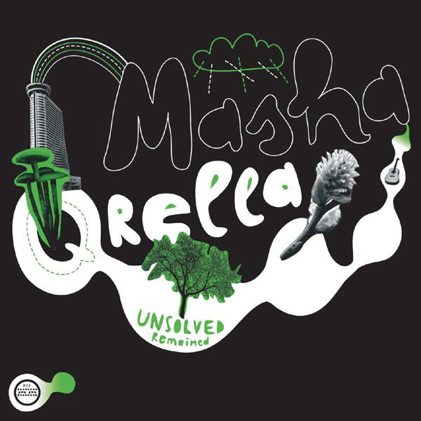 Qrella, Masha Unsolved Remained Vinyl