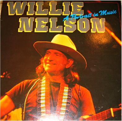 Nelson, Willie A Portrait In Music Vinyl