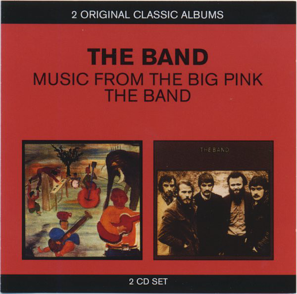 Music From Big Pink / The Band The Band
