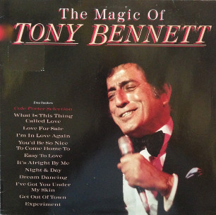 Bennett, Tony The Magic Of Tony Bennett Vinyl