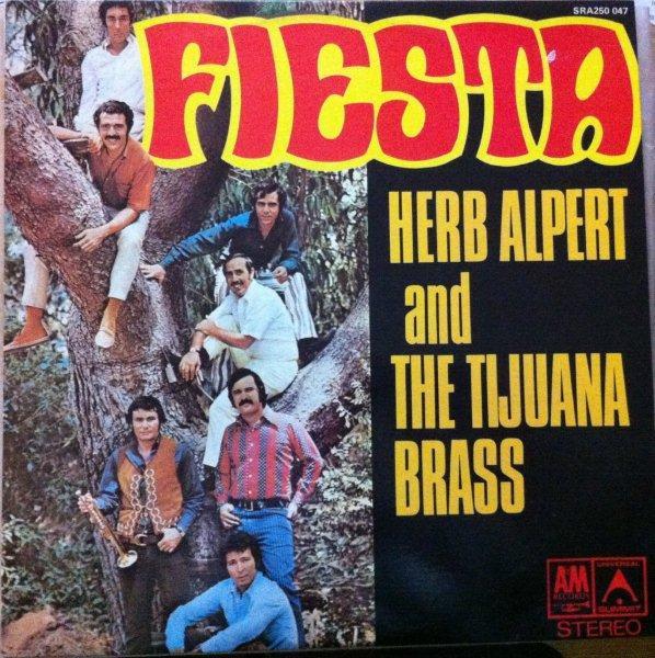 Herb Alpert And The Tijuana Brass Fiesta Vinyl