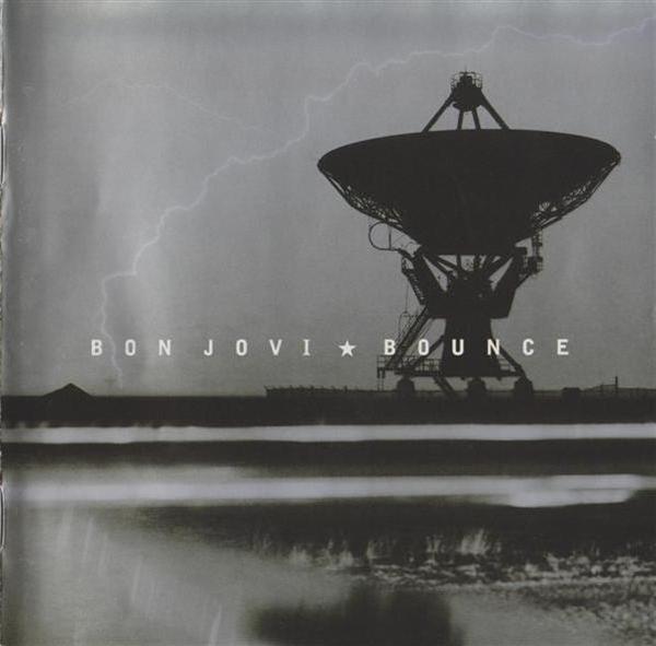 Bon Jovi Bounce CD