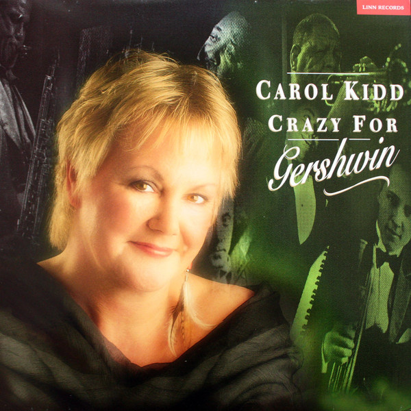 Kidd, Carol Crazy For Gershwin Vinyl