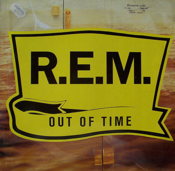 R.E.M. Out Of Time Vinyl