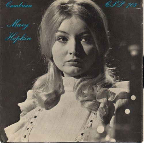 Mary Hopkin Aderyn Llwyd Vinyl