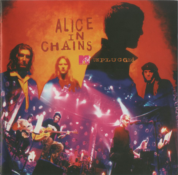 Alice In Chains MTV Unplugged CD